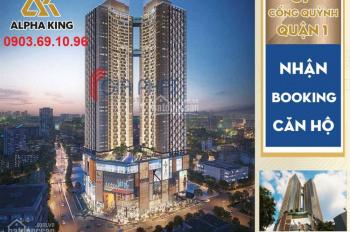 Tham quan nhà mẫu nội thất biến hình căn hộ thông minh Alpha City, ngay trung tâm Q1, LH 0903691096