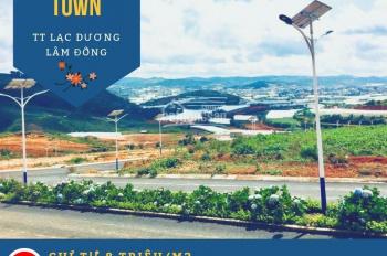 Đất nền nghỉ dưỡng Langbiang Town Đà Lạt. Chỉ từ 14 triệu/m2 - 0914784486