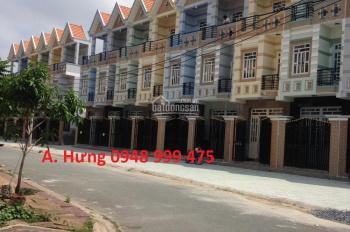 Nhà phố mới xây 3 tầng DT 3.6x12m, HXH 4m cách ĐL Đông Tây 100m