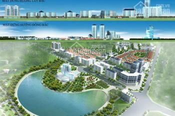 Bán nhà biệt thự khu đô thị Phùng Khoang - Nam Cường, đường Lê Văn Lương KD. giá 93tr/m2 090340086
