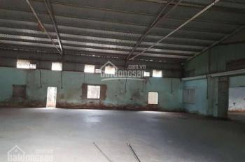 Cho thuê kho đường Hồ Học Lãm - An Dương Vương, Quận 8, DTKV 3.000m2, DTXD 1.200m2