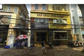 Cho thuê nhà mặt phố 76 Nguyễn Du 115m2, 7 tầng, mặt tiền đẹp 11m có thang máy (0976.075.019)