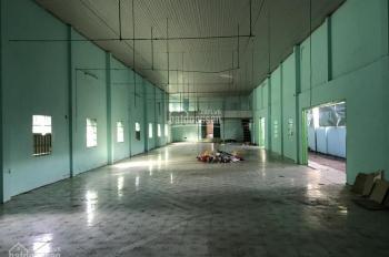 Nhà xưởng cho thuê 1200m2 giá 40 tr/th vừa hết HĐ may mặc trả lại tại Tiền Lân 18, Bà Điểm, Hóc Môn