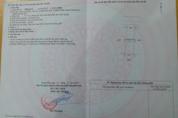 Bán lô đất liền kề 22 đấu giá đẹp Sinh Quả, Bình Minh, Thanh Oai  giá từ  7.0 triêu/m2