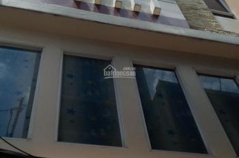 Cho thuê nhà hẻm 2,5m hẻm 208 Nguyễn Đình Chính, 5m x 11, nở hậu 7m, 3L, nhà đẹp, 17 triệu/th