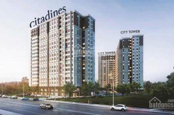 Bán chung cư City Tower chỉ cần thanh toán 450 triệu nhận nhà ở liền. LH 0933841846