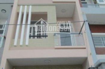 Cho thuê nhà hẻm nội bộ 3BIS Bàu Cát, Tân Bình, DT: 4 x 20m