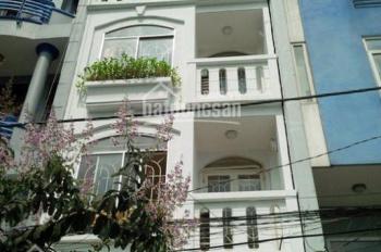 Cho thuê nhà hẻm 5B Ngô Bệ, P.13, Tân Bình. Diện tích: 4.5mx14m