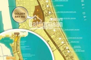 Cần sang nhượng một số nền Golden Bay 2, giá hợp đồng (72%) + chênh thấp 0908 781 641