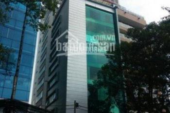 Cần bán gấp tòa nhà trên đường Nguyễn Thị Minh Khai, ngay khu nhiều VP, đường đi lại thuận tiện