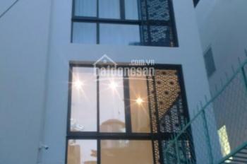 Bán nhà hẻm 6m Lê Thị Riêng, Bến Thành, Q1 góc Bùi Thị Xuân, DT: 3.95m x 15m, 3 tầng