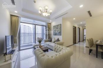 Bán Vinhomes căn 3PN-110m2, tặng kèm nội thất mới 100%, lầu 20, HĐ thuê 28tr/th, LH 0931.5555.69