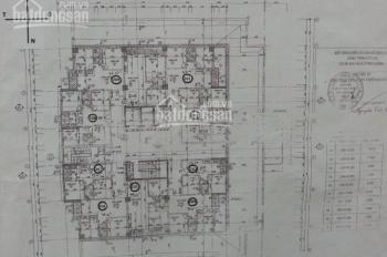 Bán căn hộ 55m2 CTi1A KĐT Vĩnh Hoàng