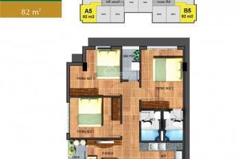 Bán căn hộ Sài Gòn Town, diện tích 85m2, 3PN, 2WC, giá bán 1,7 tỷ (bao sổ). LH. 0988081962