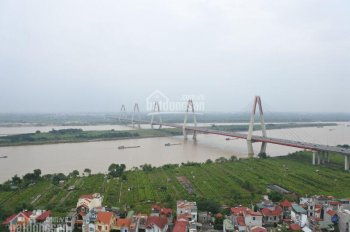 Bán căn hộ tầng cao view nhìn thẳng sông Hồng, tòa Packexim 2 Tây Hồ, DT 66m2. LH: 0966 250 825