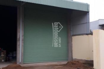 Cho thuê nhà xưởng 1200m2, giá 50 tr/tháng hiện đang trống tại ngã 4 nước đá Nguyễn Ảnh Thủ, Q12