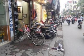 Bán nhà mặt đường Trương Định, lô góc, kinh doanh sầm uất. 40m2, 5.5 tỷ