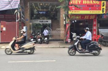 Cần bán gấp nhà mặt phố Tam Trinh, Minh Khai, vị trí đẹp, mt 5m, giá 21.8 tỷ