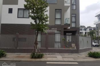 Bán căn góc nhà phố Hà Đô Centrosa Garden, DT: 10x16m, 1 trệt, 4 lầu, mặt tiền 21m