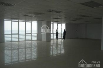 Cho thuê sàn văn phòng 500 m2 - 1.500 m2 tại phố Nguyễn Chí Thanh giá chỉ 280 nghìn/m2/th