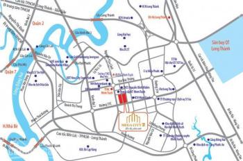 Siêu đô thị Mega City 2, đất nền Nhơn Trạch, giá rẻ đầu tư chỉ 735tr/nền, CK 5 chỉ vàng, 22%/năm