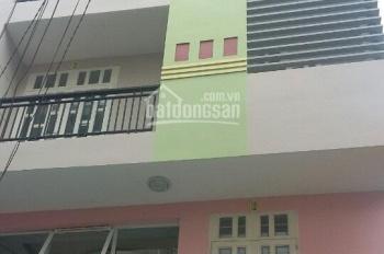Cho thuê nhà 62/3 Lê Thị Riêng, Bến Thành, Q1, 4x14m, xây lệch tầng có 5PN, 4WC