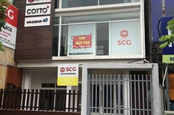 Cho thuê nhà mặt phố 196 Trường Chinh siêu đẹp 310m2 mặt tiền 10m thông sàn, vị trí đắc địa