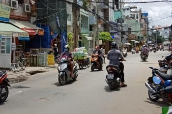Bán nhà mặt tiền đường Bến Phú Lâm, phường 9, Quận 6. DT: 5x18m NH 1T, 1L, giá 7.6 tỷ TL