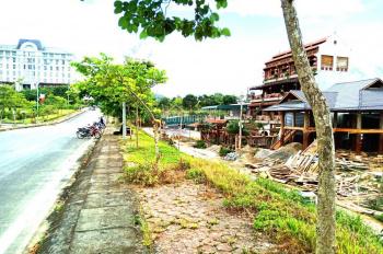 Bán đất ngay mặt đường Bờ Hồ Hạ (Nguyễn Đức Cảnh) gần Dạ Khúc Trà, Thành Phố Lai Châu