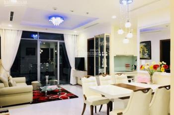 Cho thuê gấp căn hộ 3PN giá cực tốt bên Vinhome Central Park, Bình Thạnh