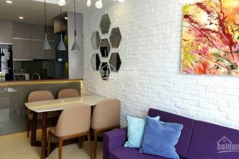Cho thuê gấp căn hộ River Gate, 74m2, 2 phòng ngủ, đủ nội thất, 22 triệu/tháng. LH: 0906.378.770