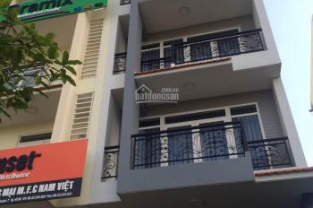 Cho thuê nhà MT D1, khu Him Lam, Quận 7, 5x20, hầm, 5 tầng, thang máy, 60tr/th, 0901414778