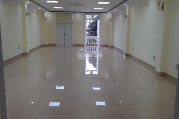 VP mặt phố Nguyễn Khang 100m2, MT 6m trong tòa nhà văn phòng 6 tầng đủ tiện nghi