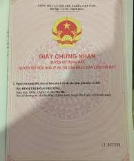 Bán lô đất Tân Liêm - Bình Chánh - SHR - 100m2 - 500 tr - công chứng ngay - 093 6764 079