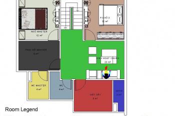 Chính chủ bán căn hộ duplex dự án Valencia Garden Việt Hưng
