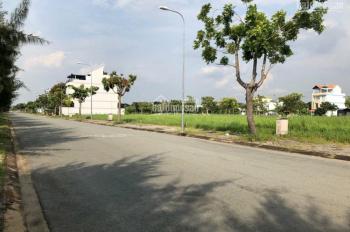 Cần bán nhanh lô đất thổ cư mặt tiền KDC Phú Xuân gần Nguyễn Bình, 5x18m, giá 590tr, LH 0903436761