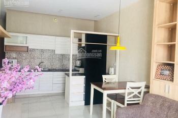 Cho thuê căn hộ New Horizon, ngay trung tâm Becamex. Loại 2 phòng, full nội thất cao cấp, giá 14tr