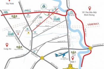 Cam kết lợi nhuận khi đầu tư dự án Hòa Phú Town, LH 0936783853