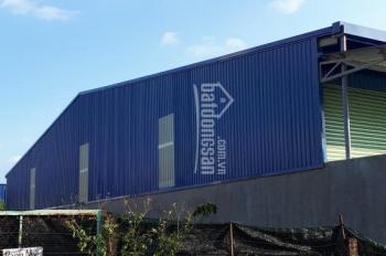 Cho thuê nhà xưởng 630m2 giá 30tr/tháng vừa hết hợp đồng tại Lê Thị Riêng, Thới An