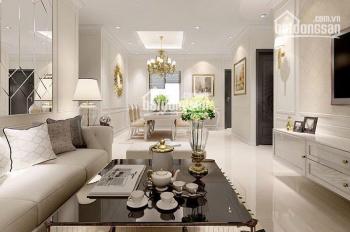 Cho thuê căn hộ 4P Vinhomes Central Park view sông nội thất Châu Âu, lầu 19, giá call 0977771919
