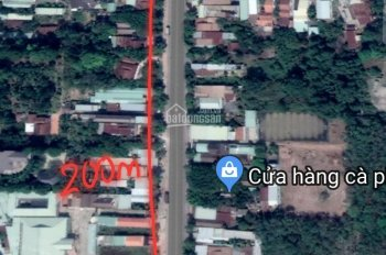 Bán 435,5m2 đất mặt tiền đường trung tâm hành chính Hiệp An, đường đối diện cổng trường đua Đại Nam