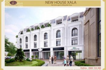 Chính chủ cần bán nhà mặt đường Xa La đối điện khách sạn Mường Thanh chỉ 125 tr/m2. LH 0961999893