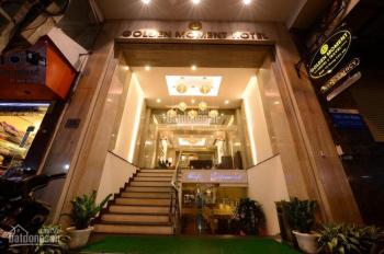 Bán nhà mặt phố Triệu Việt Vương, 100m2 xây 5 tầng, mặt tiền 6,9m, nở hậu 7,16m, thang máy, 63 tỷ