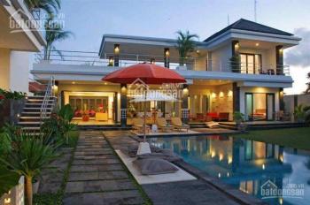 Cho thuê nhiều biệt thự tại Phú Mỹ Hưng 600m2 có hồ bơi riêng 6PN nội thất Châu Âu, call 0977771919