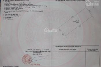 Cần bán gấp đất ODT Quốc lộ 91, TT Cái Dầu, Châu Phú, An Giang. Liên hệ: 0946797511