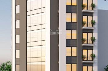 Bán nhà toà nhà đường Tây Hồ, Quảng An, 640m2 * 9 tầng, 18 căn hộ cho thuê sổ đỏ