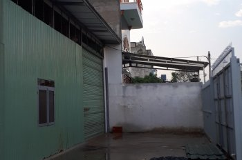 Cho thuê nhà xưởng 380m2, giá 16 triệu/th mới xây dựng xong tại Tô Ngọc Vân, Thạnh Xuân, Quận 12
