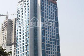 Cho thuê văn phòng tòa Icon 4 Đê La Thành, DT 100m2 - 200m2 - 300m2, giá thuê 250 nghìn/m2/tháng