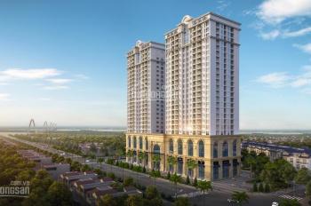 Bán Tây Hồ Residence, giá từ 2.7 tỷ/2PN, 3,9 tỷ/căn góc 3PN full NT, CK tới 4,49%, HTLS 0%