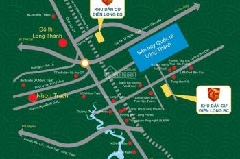 Đất nền Long Thành, cách sân bay Long Thành 2km, liền kề KCN Bình Sơn. LH: 0906980738